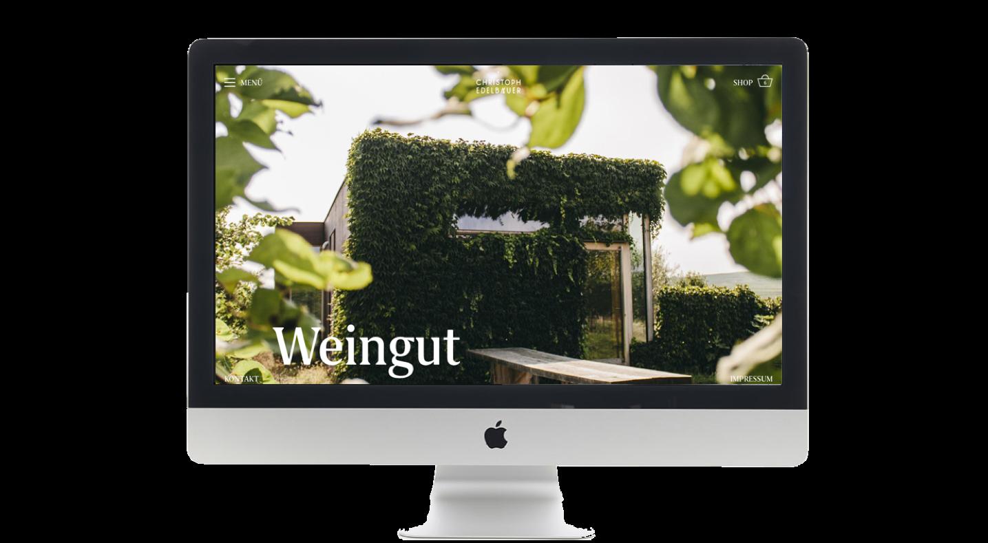 Neuer Website